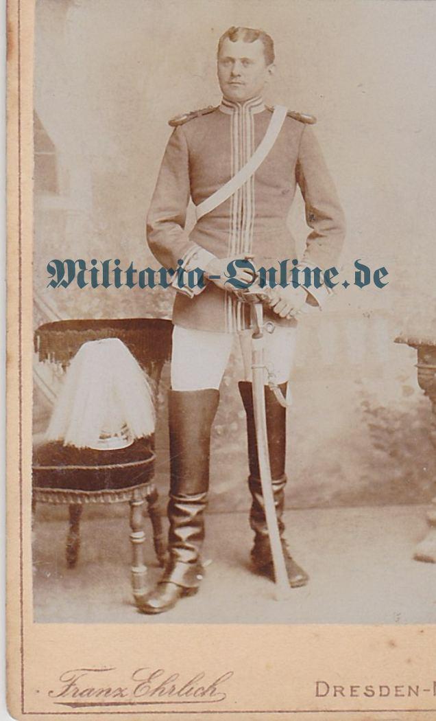 Sachsen CDV Garde Reiter