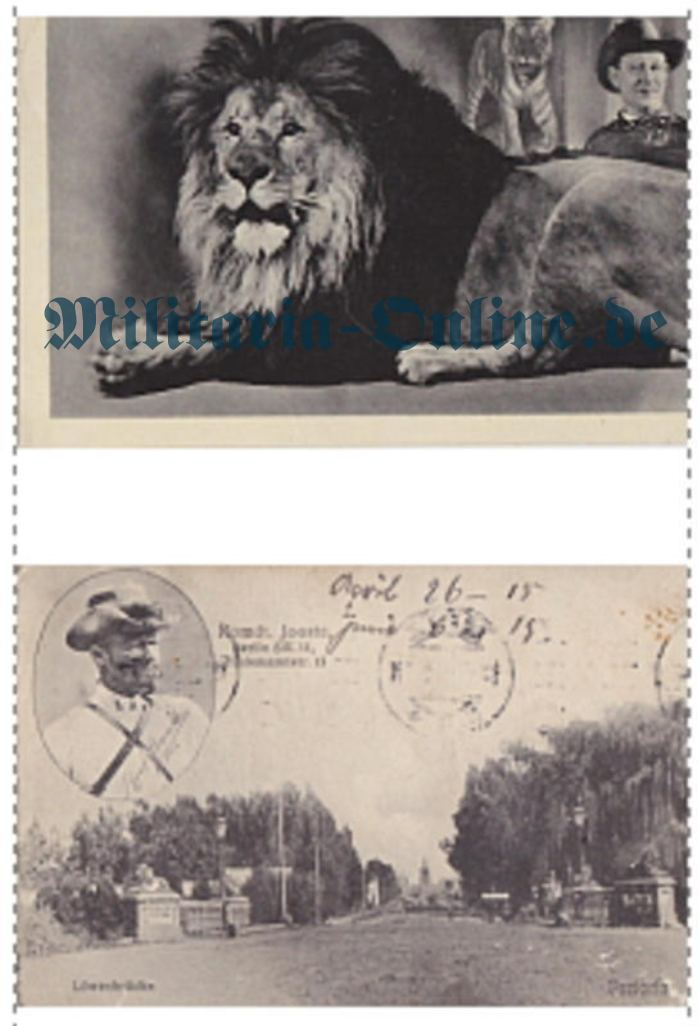 2 Postkarten