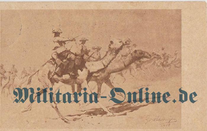 Postkarte Südwestafrika