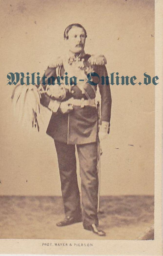 Russland General 1880