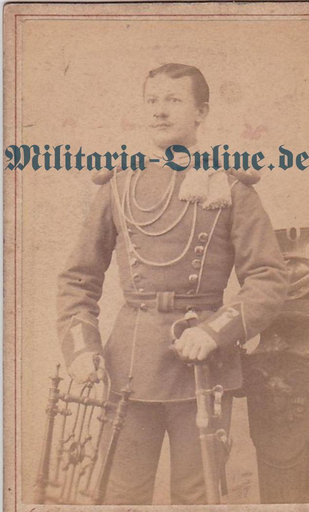 CDV Sachsen Ulanen Regt.