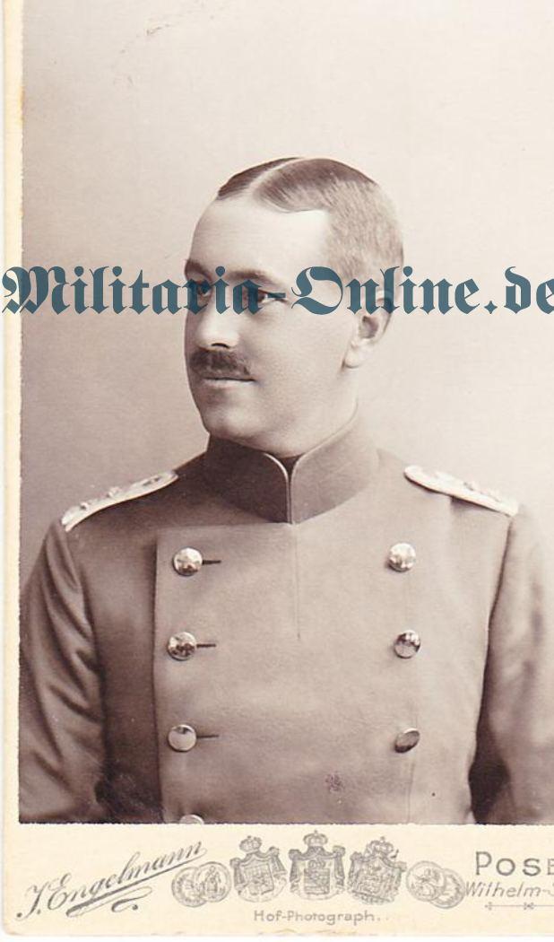 CDV Preussen V. Armeekorps Posen