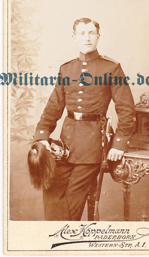 CDV Preussen Jäger Batl.