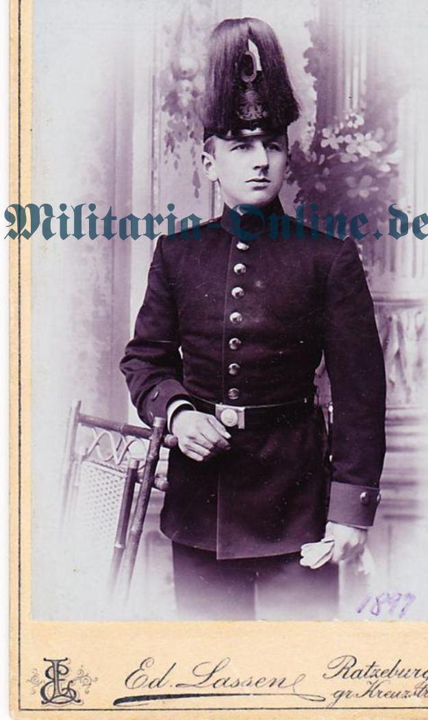 CDV Preussen Jäger Batl. 9