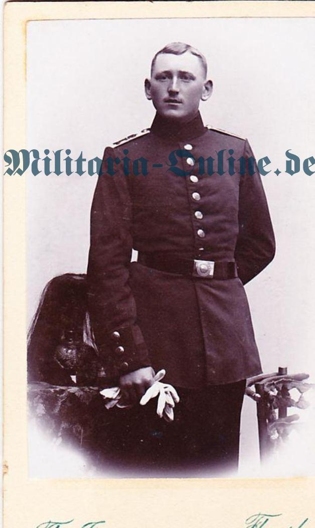 CDV Preussen Inf. Regt. 86