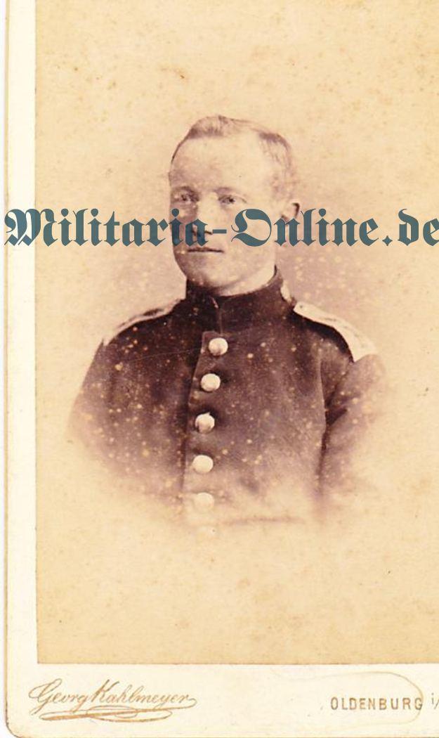 CDV Oldenburg Inf. Regt. 91