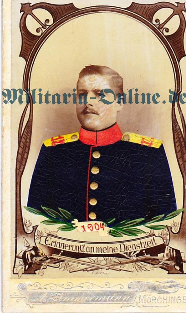 CDV Preussen Inf. Regt.