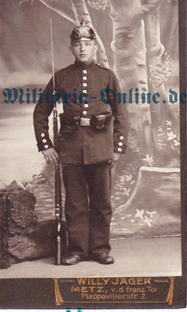 CDV Preussen Inf. Regt. Metz