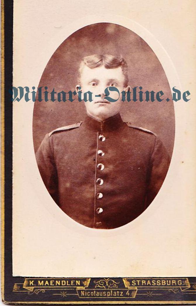 CDV Preussen um 1880