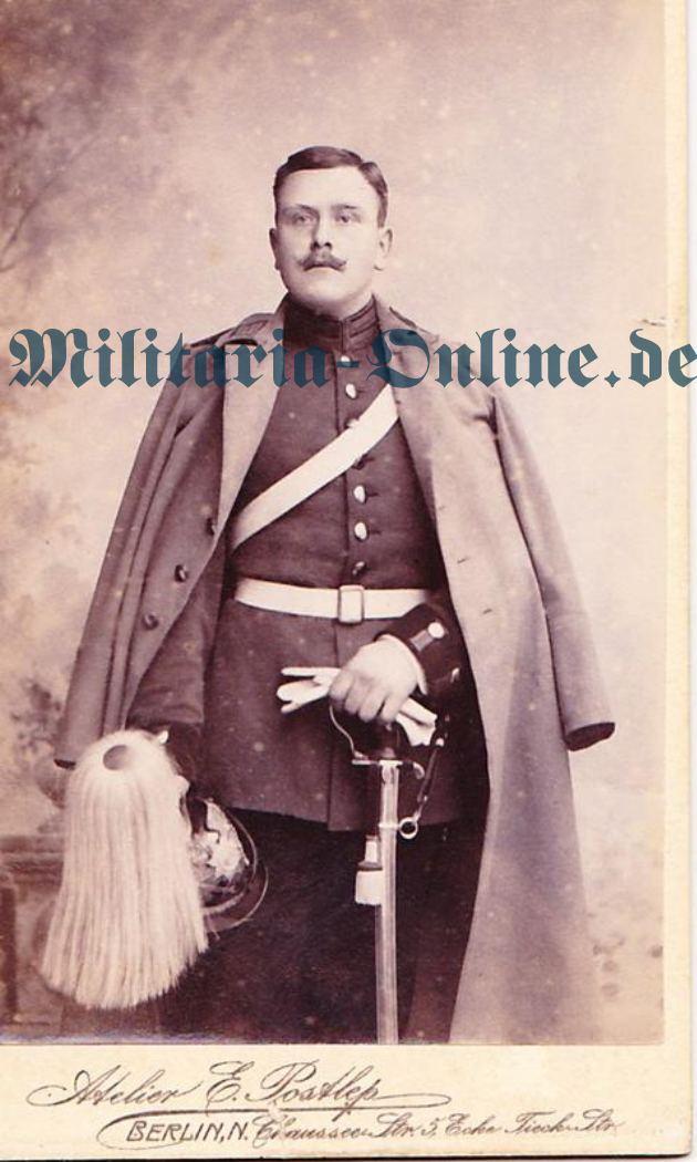 CDV Preussen Garde  Regt.