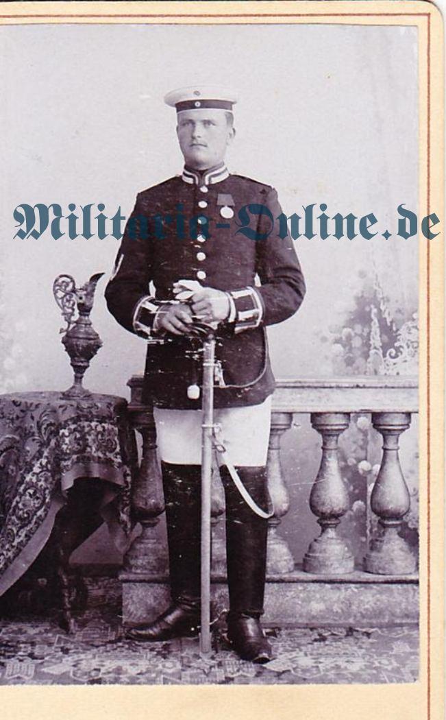 CDV Preussen Garde Kürassier
