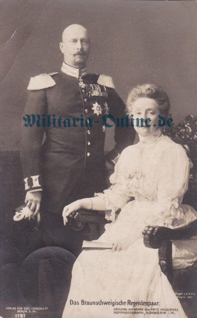 Mecklenburg Foto/Postkarte Tschako