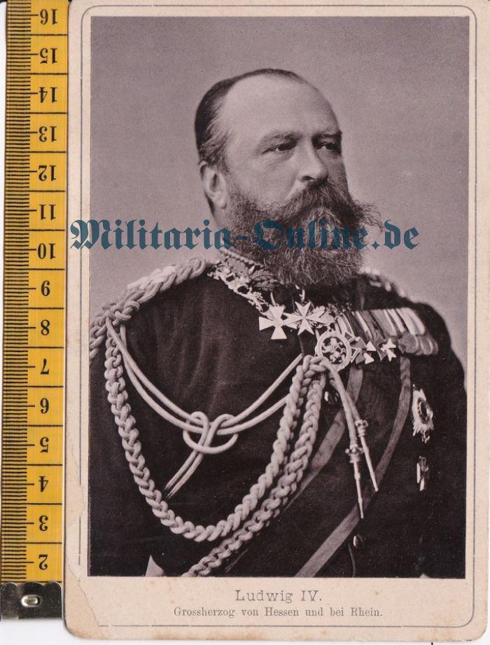 Hessen Karton Foto